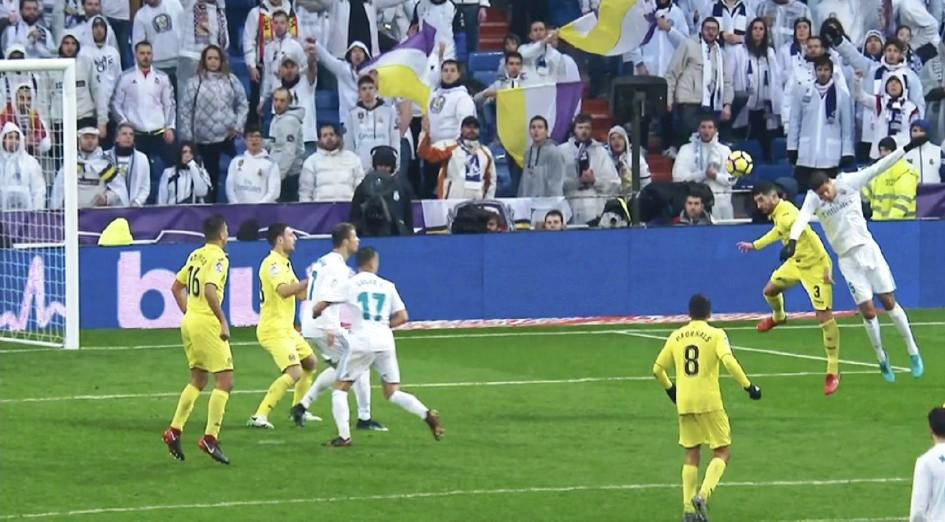 Real-Madrid-v-Villareal-0-1